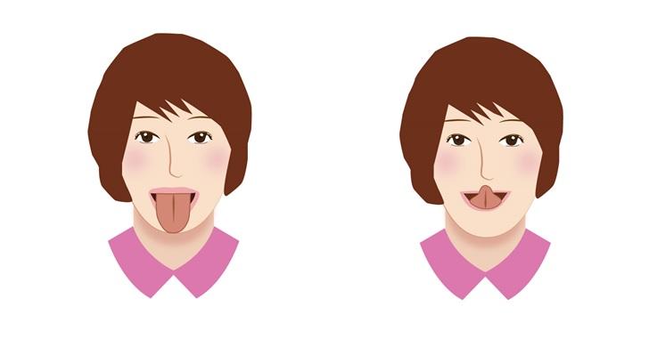 舌の体操その一