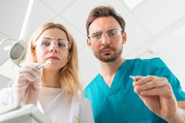 患者サイドから見た歯医者