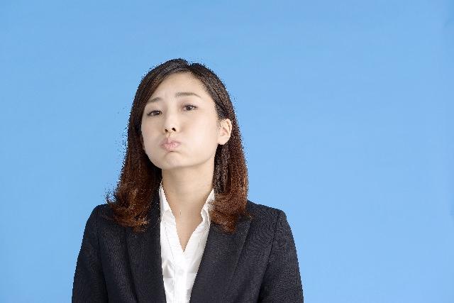 顎が四角い原因はストレス