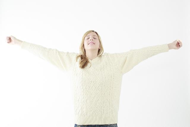ストレス緩和で呼吸を楽に
