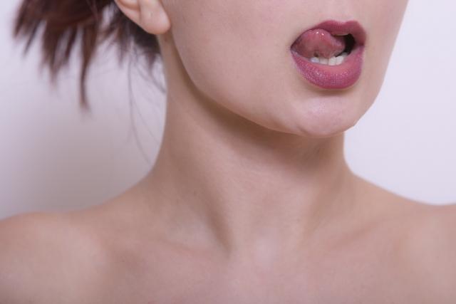 舌を鍛える