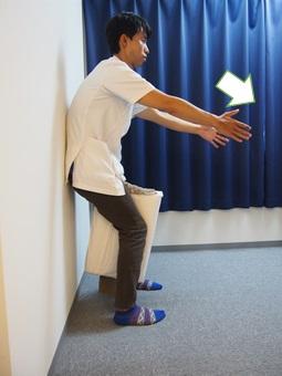 腹斜筋の体操